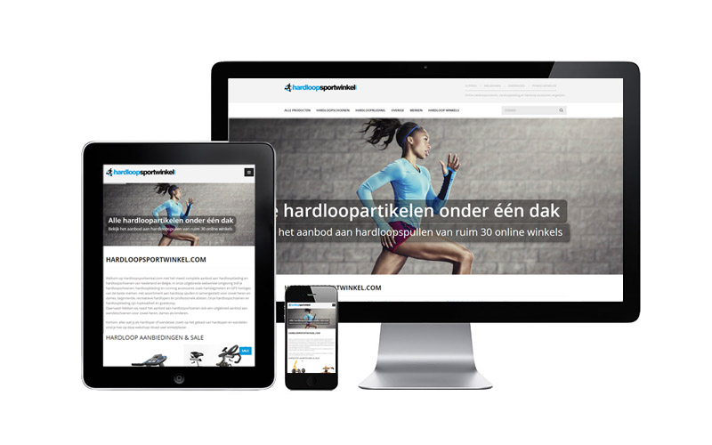 Hardloopsportwinkel